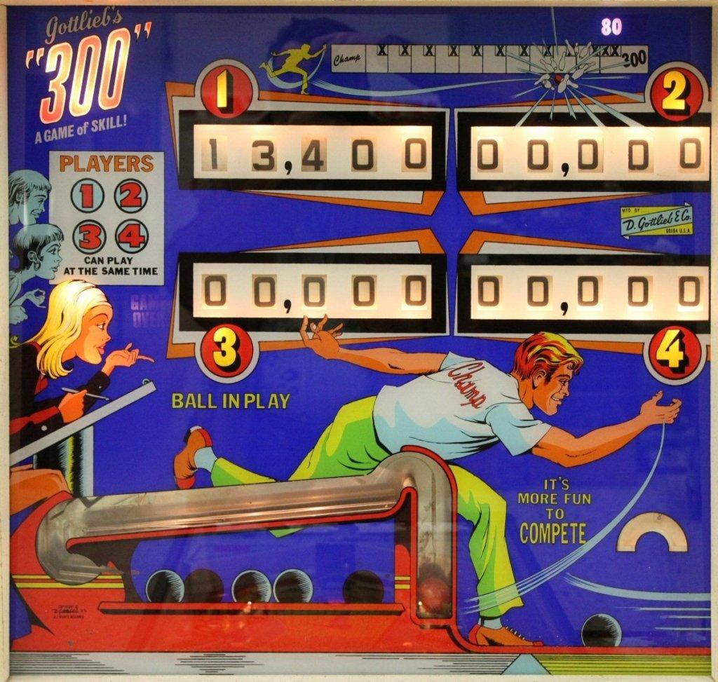 """300"" Pinball Mods"
