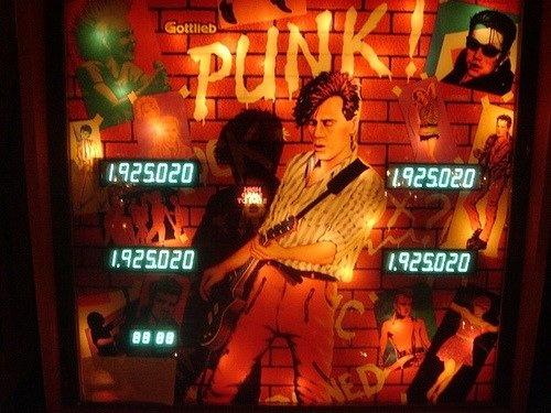 Punk! Pinball Mods