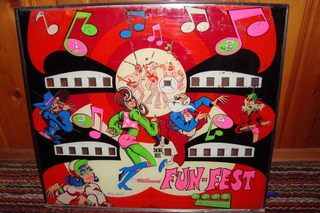 Fun-Fest Pinball Mods