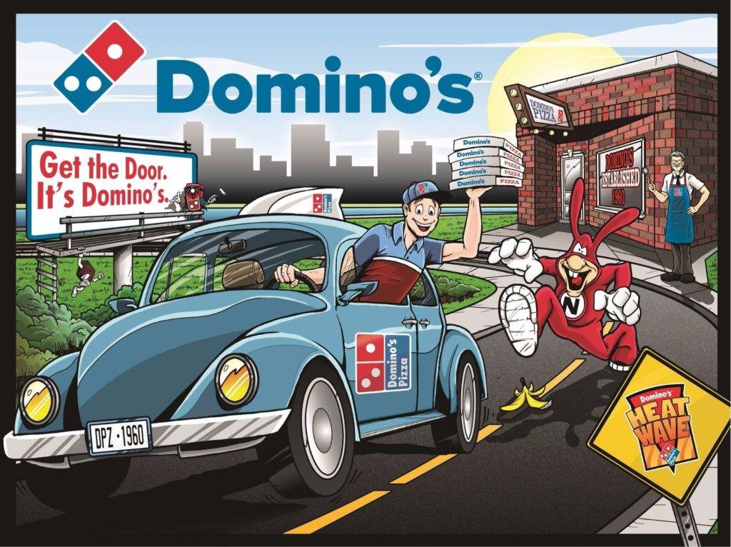 Domino's Spectacular Pinball Adventure Pinball Mods