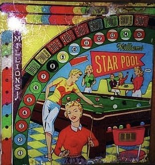 Star Pool Pinball Mods
