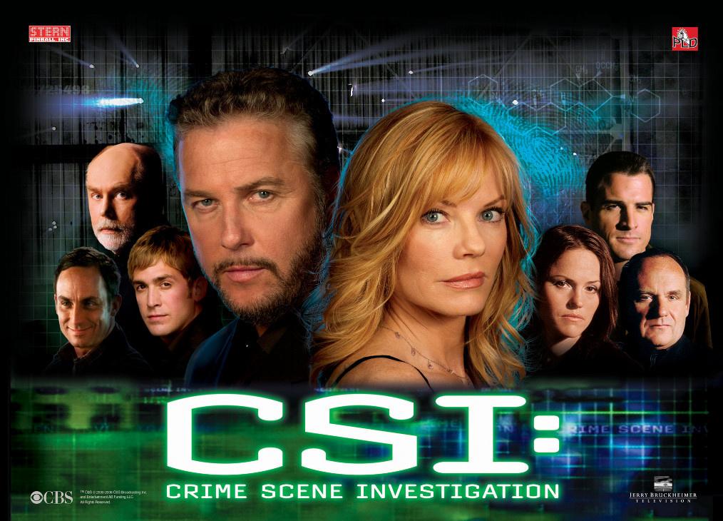 CSI: Crime Scene Investigation Pinball Mods