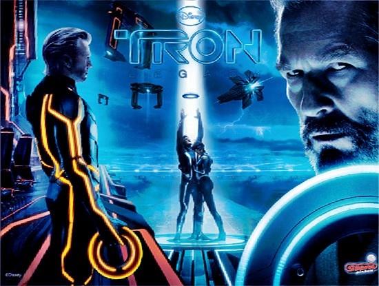 TRON: Legacy (LE) Pinball Mods