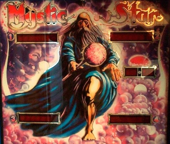 Mystic Star Pinball Mods