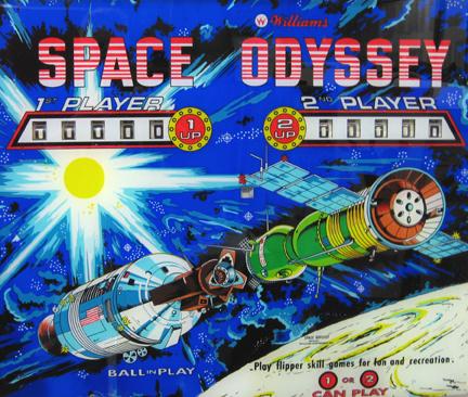 Space Odyssey Pinball Mods