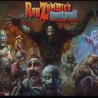 Rob Zombie's Spookshow International Pinball Mods