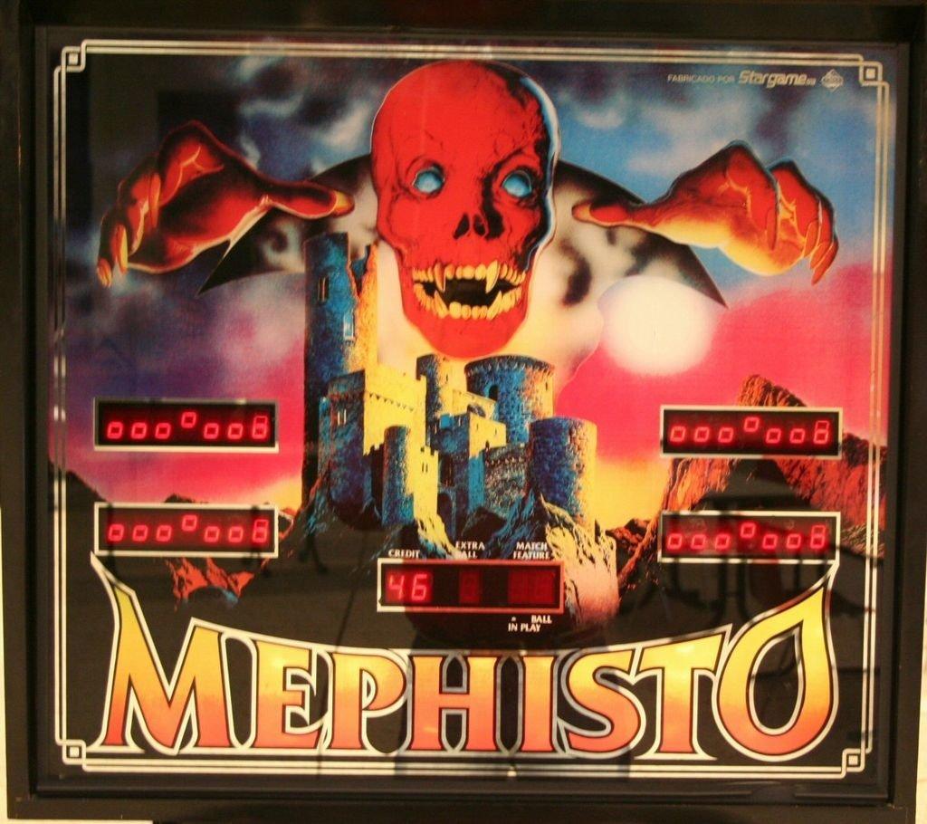 Mephisto Pinball Mods