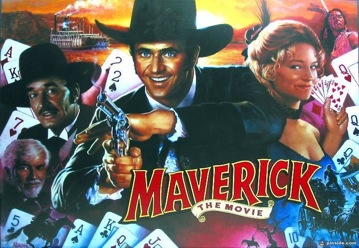 Maverick Pinball Mods