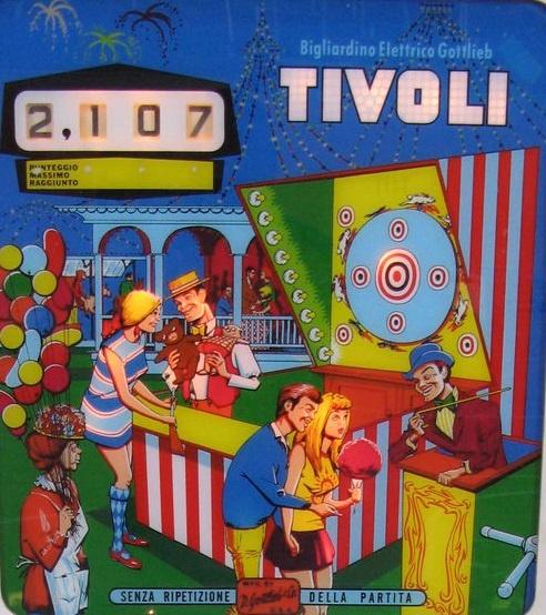 Tivoli Pinball Mods