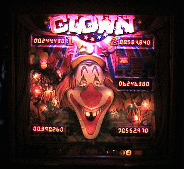 Clown Pinball Mods