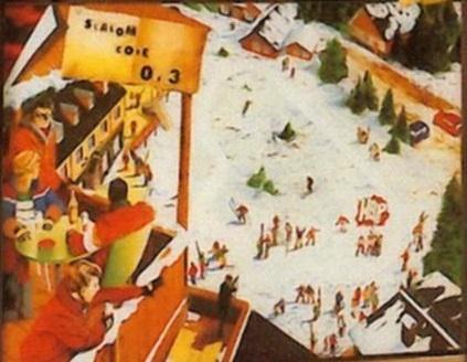 Slalom Code 0.3 Pinball Mods