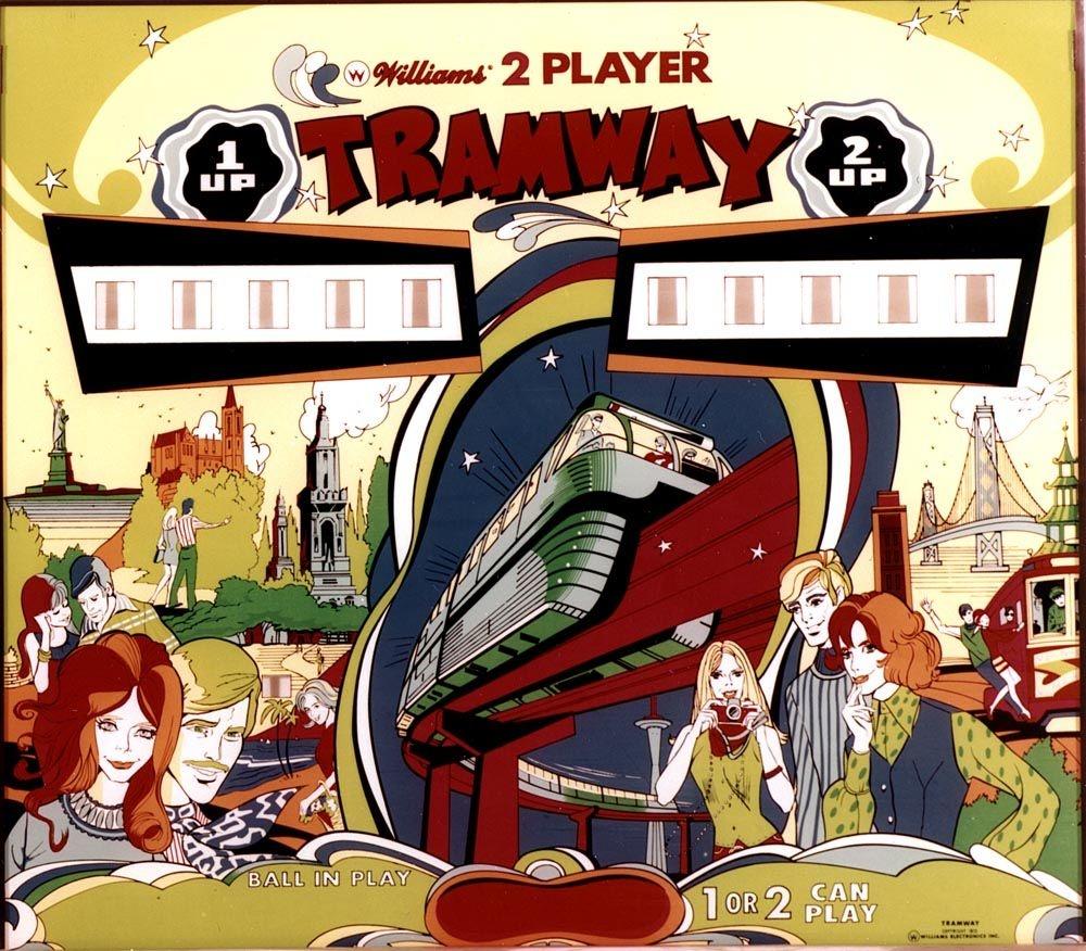 Tramway Pinball Mods