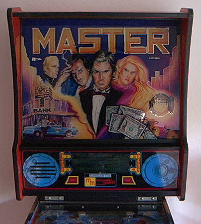 Master Pinball Mods