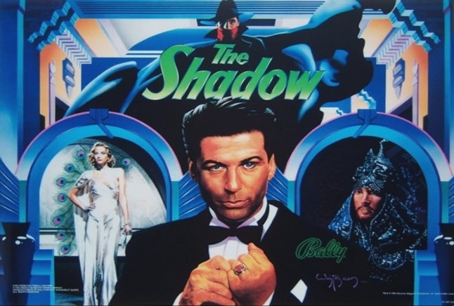 Shadow, The Pinball Mods