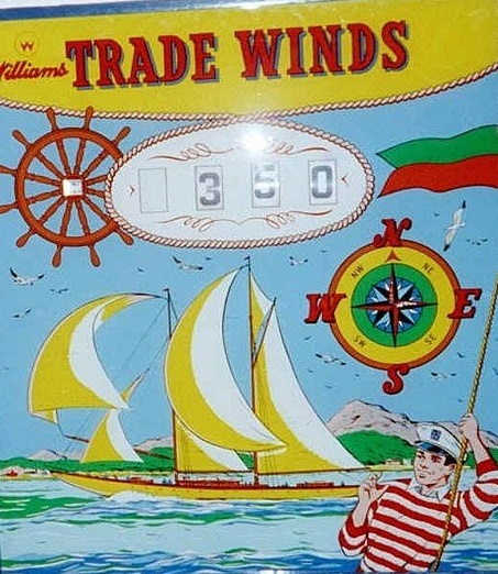 Trade Winds Pinball Mods