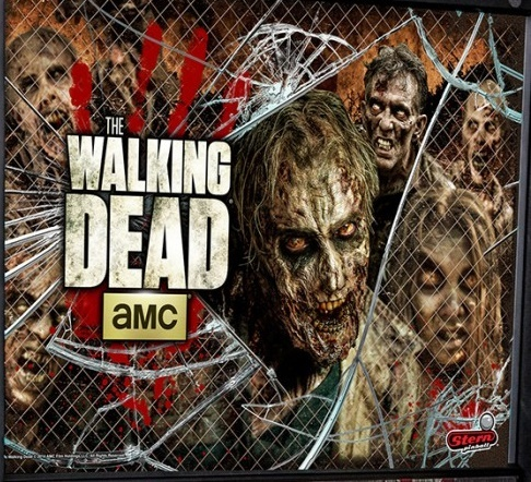 he Walking Dead (Premium/LE) Pinball Mods