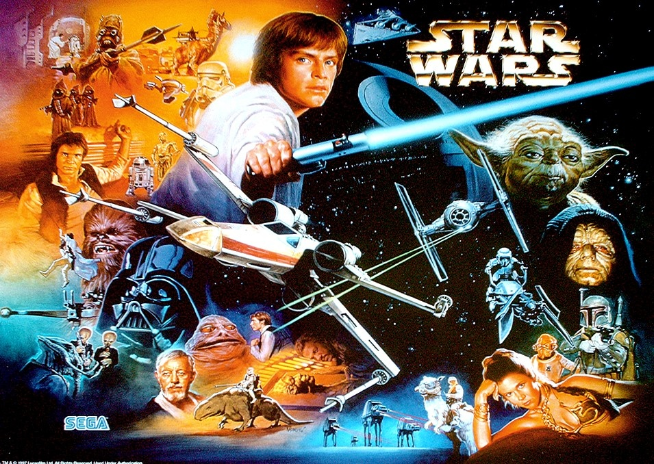 Star Wars Trilogy Pinball Mods