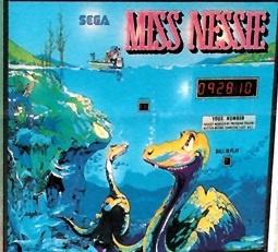 Miss Nessie Pinball Mods
