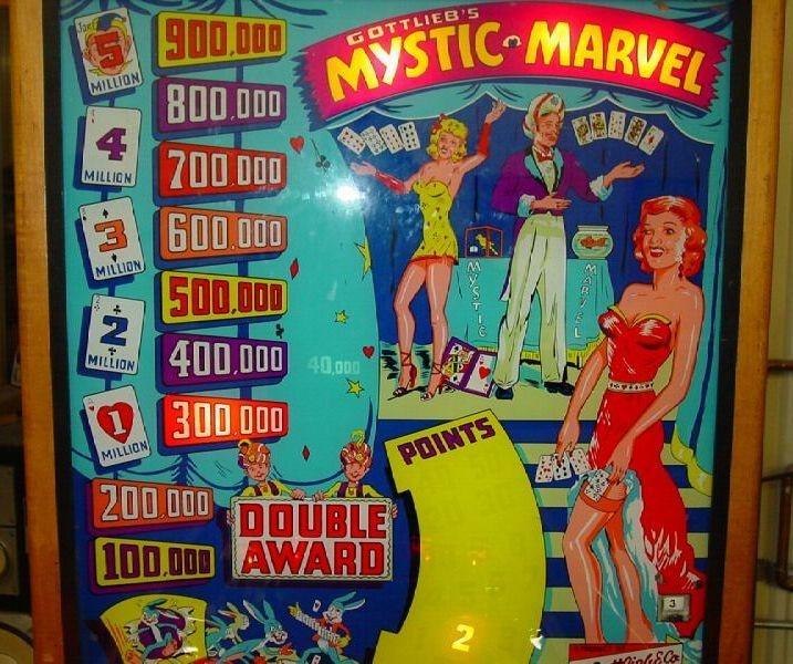 Mystic Marvel Pinball Mods