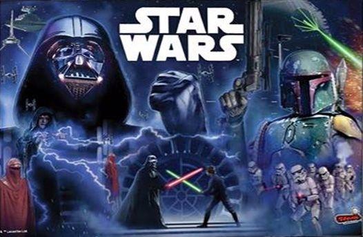 Star Wars (Premium/LE) Pinball Mods