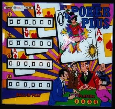 Poker Plus Pinball Mods