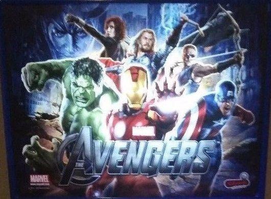 Avengers The Pin Pinball Mods