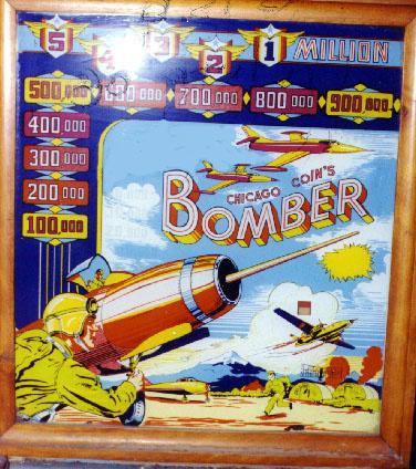 Bomber Pinball Mods