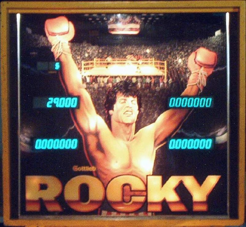 Rocky Pinball Mods
