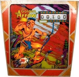 Golden Arrow Pinball Mods