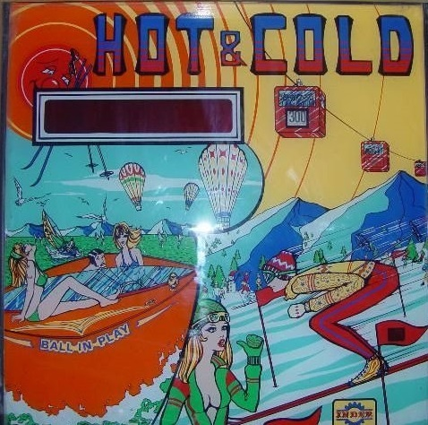 Hot and Cold Pinball Mods