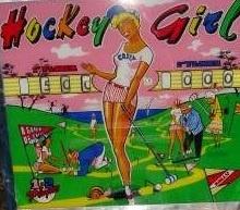 Hockey Girl Pinball Mods