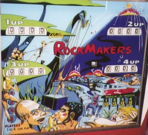 RockMakers Pinball Mods