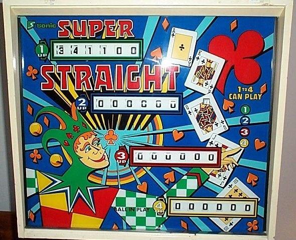 Super Straight Pinball Mods