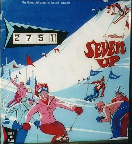 Seven Up Pinball Mods