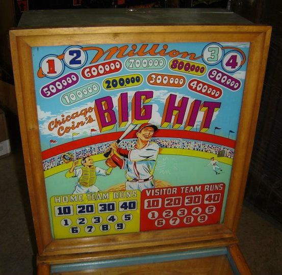 Big Hit Pinball Mods