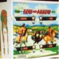 Bow and Arrow SS Pinball Mods