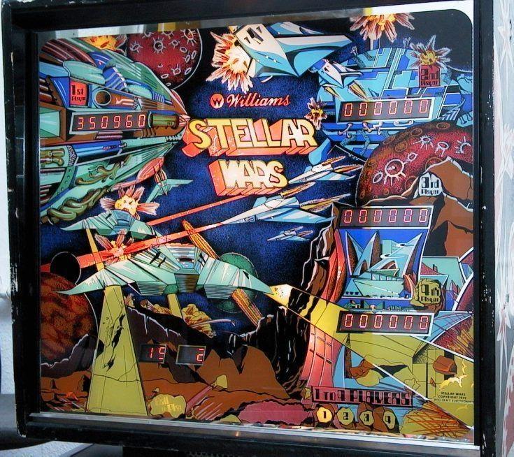 Stellar Wars Pinball Mods