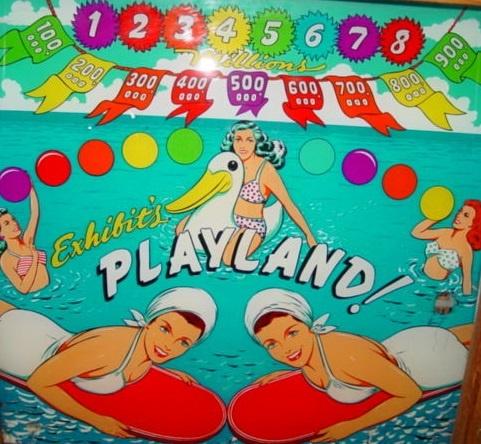 Playland! Pinball Mods
