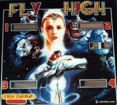 Fly High Pinball Mods