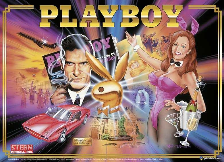 Playboy Pinball Mods