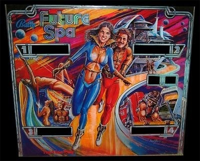 Future Spa Pinball Mods
