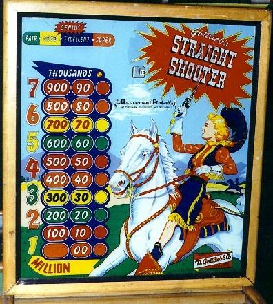 Straight Shooter Pinball Mods