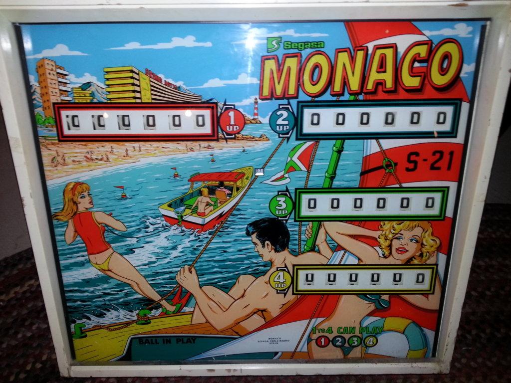 Monaco Pinball Mods