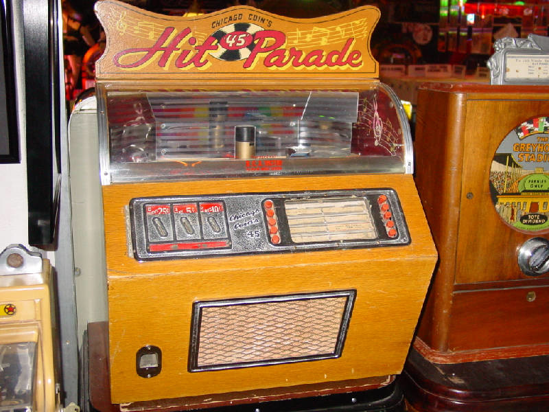 Hit Parade Pinball Mods