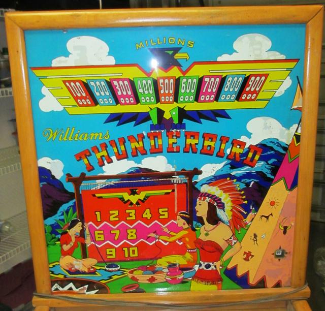 Thunderbird Pinball Mods