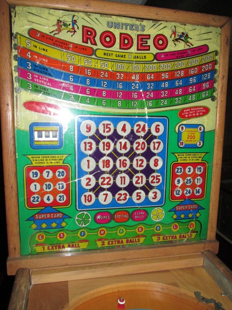 Rodeo Pinball Mods