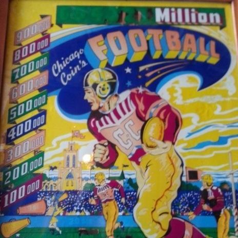 Football Pinball Mods