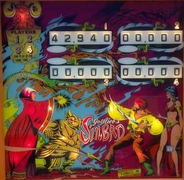 Sinbad EM Pinball Mods