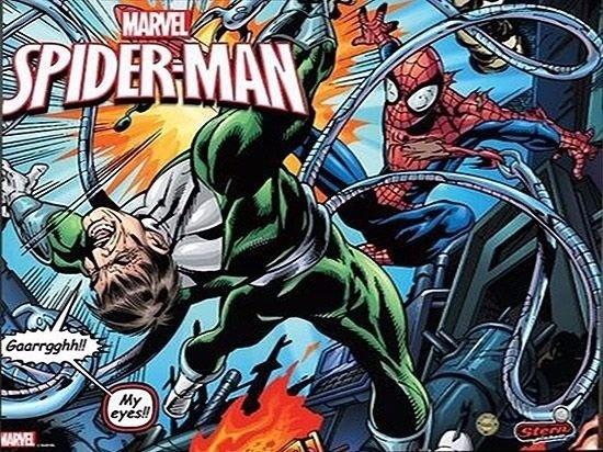 Spider-Man (Home Edition) Pinball Mods