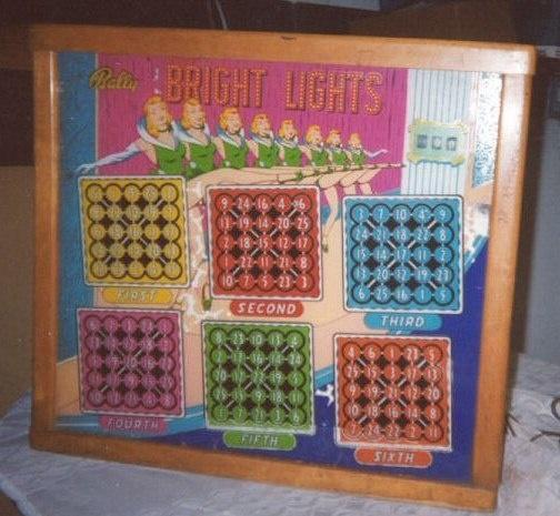 Bright Lights Pinball Mods
